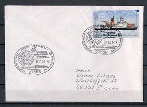 Rfa-Minr-2230-Sst-Bremerhaven-100-Annees-Allemand-Antarktisforschung