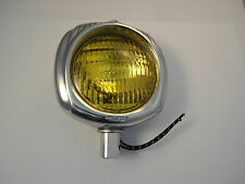 "Harley, Chopper, Bobber, Headlight Electroline Vintage look, 4 1/2"" sealed beam"