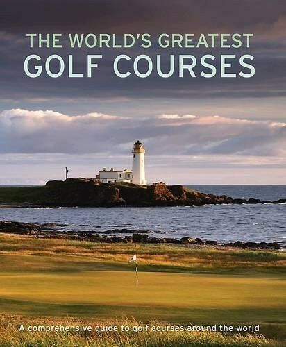 1 of 1 - The World's Greatest Golf Courses - Good Book UNKNOWN
