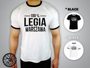 Silkscreen POLAND WARSZAWA VARSOVIA POLSKA T-SHIRT