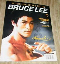 Bruce Lee Magazine Official Collector's Edition Volume 5. Mint. A+Seller OOP HTF