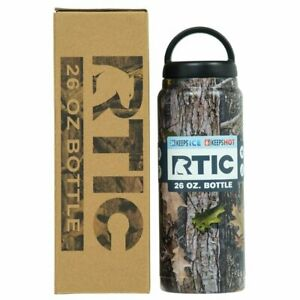 RTIC-26oz-Bottle-Double-Wall-Vacuum-Insulated-Stainless-NEW-2019-w-Color-Options