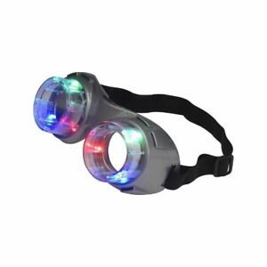 Unisex-Grey-Alien-Light-Up-Rave-Goggles-Kids-Minion-Festival-Eyewear