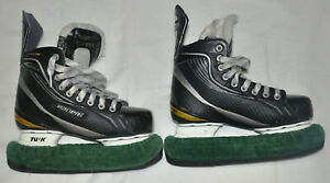 Bauer-Supreme-One60-Youth-Ice-Hockey-Skates-Size-5-TUUK-Light-Speed