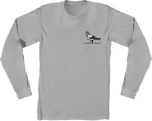 ANTI-HERO-SKATEBOARDS-LIL-PIGEON-LONG-SLEEVE-T-SHIRT-SILVER
