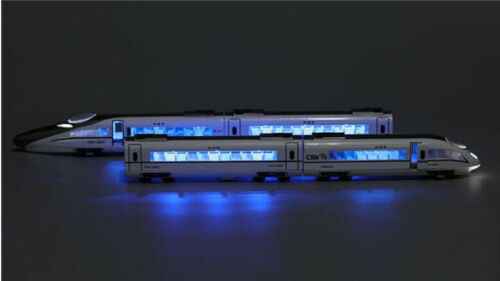 Details about  /Harmony bullet High speed train Head 380A Diecast Car Model Toys Kids Gifts
