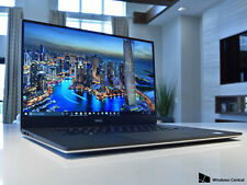 "Dell XPS 15 9560 15.6"" i7-7700HQ 16GB 512GB NVME 4K TOUCH 97WHR GTX 1050 4GB FPR"
