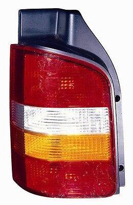 VW TRANSPORTER T5 2003 - 2010 REAR TAIL/ LIGHT/ LAMP TWIN REAR DOOR L/H NEW