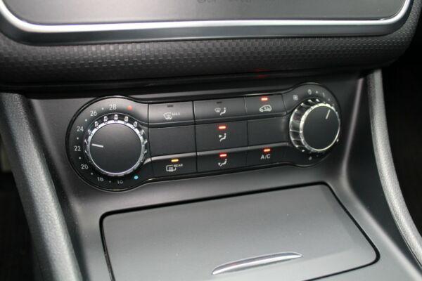 Mercedes A180 1,6 aut. billede 10