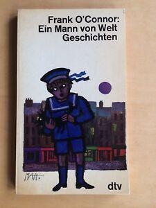 Frank O'connor Ein Mann Von Welt Geschichten Einzelgänger Dtv 1969 Krankheiten Zu Verhindern Und Zu Heilen Allgemeine Kurzgeschichten