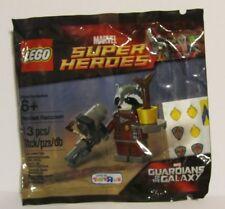 LEGO Marvel Super Heroes Rocket Raccoon Guardians of the Galaxy 5002145 NEW