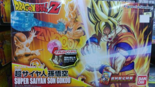 Lot De 3 Maquettes Bandai Figure Rise Standard Dragon Ball Z Import Japon Neuves