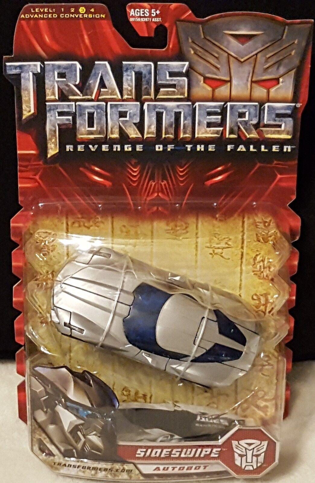 Sideswipe Autobot deluxe class Transformers la venganza de los caídos figura de acción