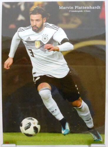Fan Big Card Edition B934 Fußball Nationalspieler DFB Marvin Plattenhardt