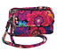 NWT-VERA-BRADLEY-All-In-One-Crossbody-For-Iphone-6-in-FLORAL-FIESTA-Retired thumbnail 1