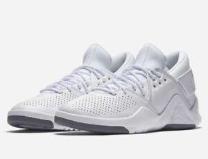 6e4f3cf06af NWT Nike Air Jordan Flight Fresh Premium Low Shoes - White - AH6462 ...