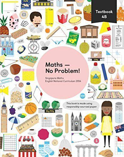 Maths - No Problem 4b Textbook Very Good Book Dr  Yeap Ban Har ISBN