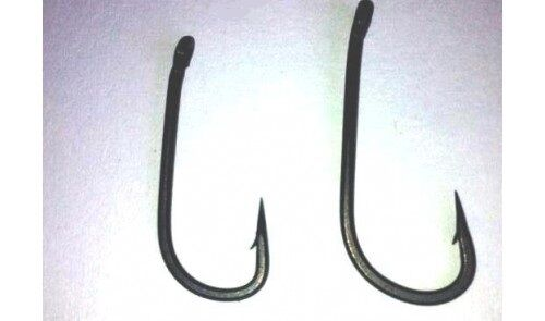 Hand Sharpened Long Shank CARP CARP CARP HOOKS  SIZES 6 & 8 dc5020
