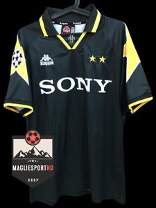 Maglia Del Piero Juventus 1995-1996 Calcio Vintage Juve Ronaldo Juventus