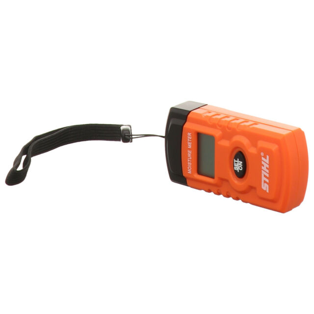 Batterien Stihl Feuchtigkeitsmesser Holzfeuchte Holzfeuchtemessgerät inkl