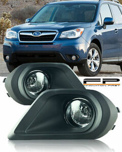 Image Is Loading For 2017 Subaru Forester Fog Lights Clear