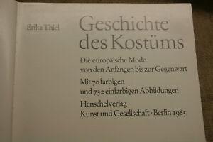 Sammlerbuch-Geschichte-des-Kostuems-Mode-Trachten-Kleider-Designer-Schneider
