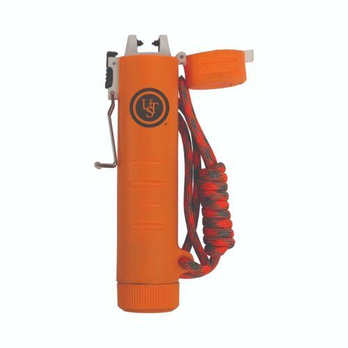 Système universel Tubeless tekfire charge orange résistant carburant non-Léger et compact briquet