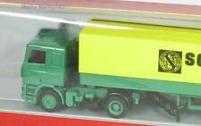 1:87 DAF Pritschen-Sattelzug Schenker Herpa 824001 NEU OVP