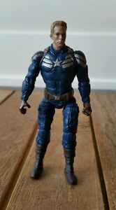 Captain-America-Stealth-Strike-Suit-Action-Figure-New-Without-Tags-or-Box