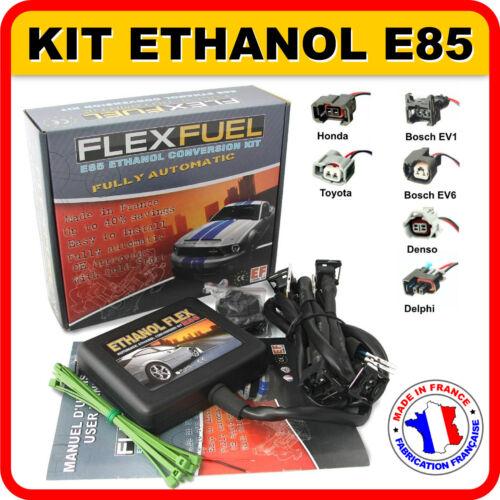 KIT BIOETHANOL E85 KIT KIT DE CONVERSION ETHANOL E85-4 CYL. MADE IN FRANCE