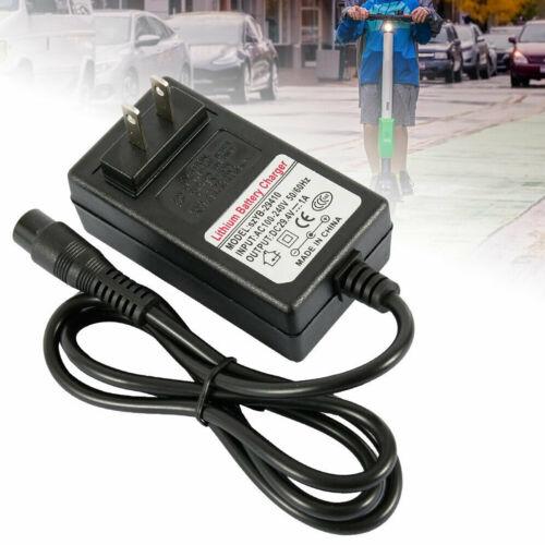 24V for Razor e100 e125 e150 Electric Scooter Battery Charger 3.3 FT Power