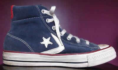 Vintage Rare Converse Suede All Star