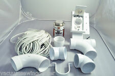 Central Vacuum Cleaner 6 Inlet Installation Kit BI-57409