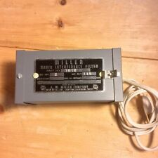 1PC TV INTERFERENCE HIGH-PASS FILTER J.W MILLER C-513-T3
