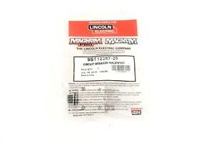 T12287-31 BW1083 Lincoln SA250 SAE300 CLASSIC 2 /& 3 OEM 20 AMP Circuit Breaker