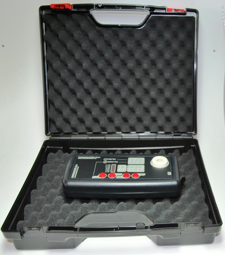 scatolatimer kondimaster xtraplus  VALIGIA, scatolaING timer, konditester, giri GONG