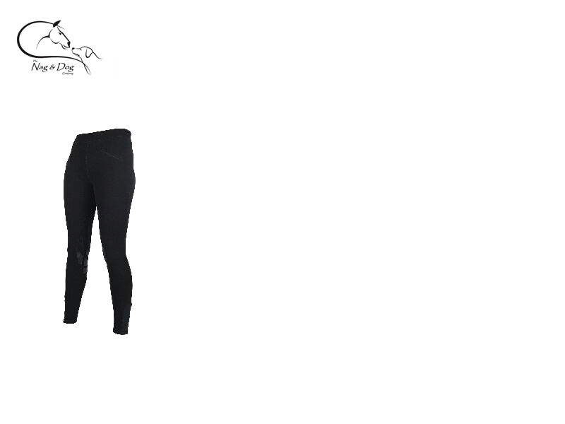 HKM Ladies Riding Leggings with Silicone  Grip All Colours  Sizes Free Delivery  60% off