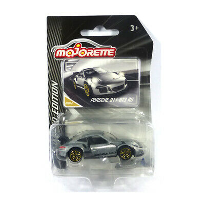 Majorette 212054018 Porsche 911 GT3 RS Neu Limited Series 5