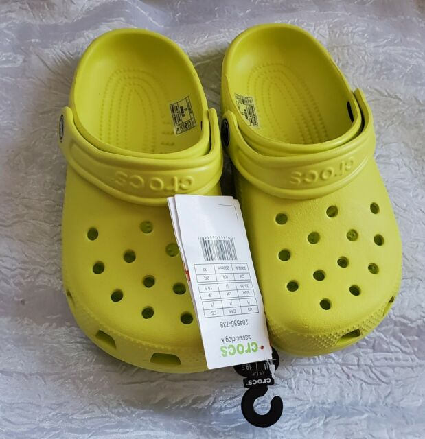 FREE SHIPPING! FOUR COLOR OPTIONS Kids Classic Cayman Croc