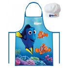 Walt Disney Findet Dory Kochset Kochschürze Kochmütze Kochen Backen Nemo