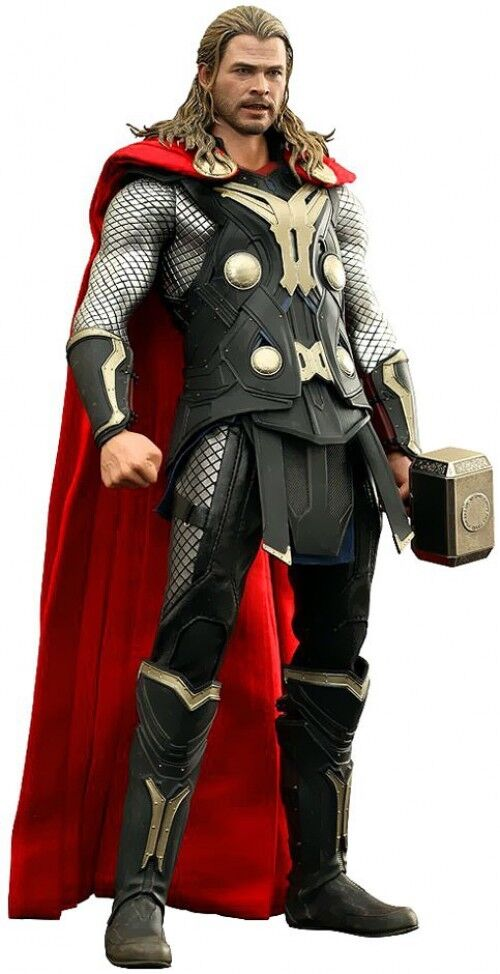 The Dark World Movie Masterpiece Thor Collectible Figure