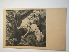 Antonius van Dyck - Der Heilige Hieronymus / AK