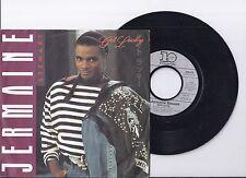 "Jermaine Stewart, Get Lucky, VG/VG+ 7"" Single 0970-9"