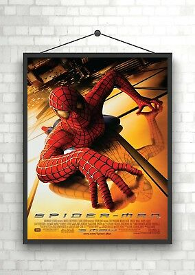 The Amazing Spider Man Classic Large Movie Poster Print A0 A1 A2 A3 A4 Maxi