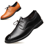 Summer-Men-039-s-Casual-Genuine-Leather-Shoes-Formal-Dress-Slip-On-Loafers-Flats-New thumbnail 1