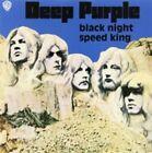 "Deep Purple Black Night 7"" Vinyl 40th Anniversary Edition Record Day"