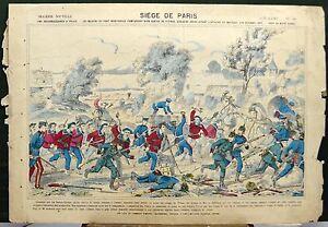 Imaging-Haguenthal-Litho-Xixth-Enhanced-Siege-de-Paris-1870-Marins-de-Montrouge