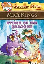 Geronimo Stilton Micekings #1: Attack of the Dragons