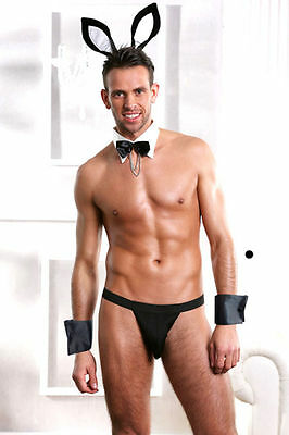 """Mens Gay Pride Fancy Dress Stag Party Outfit Scorching Hot Costume 32-42/"""" Chest"""