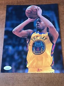 competitive price 383b4 90273 Quinn Cook Signed 8x10 Photo Autograph Golden State Warriors ...